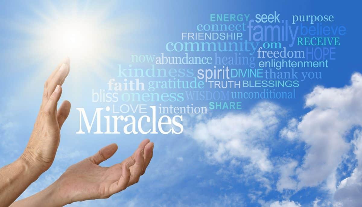 40275505 - miracle worker word cloud screen saver