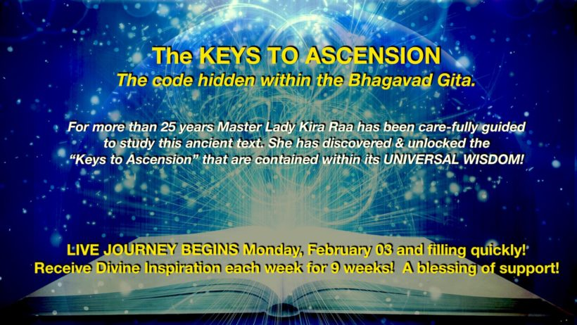 Gita Graphic Keys to Ascension