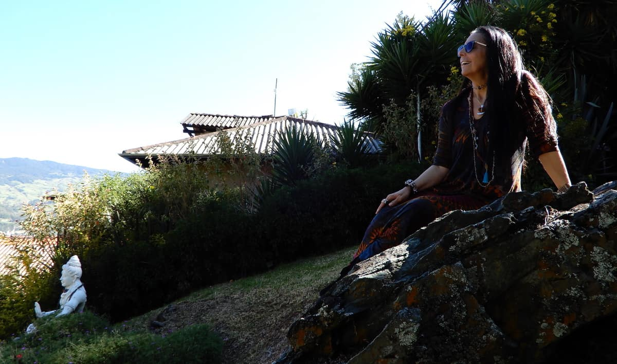 Kira Raa Blue Rock