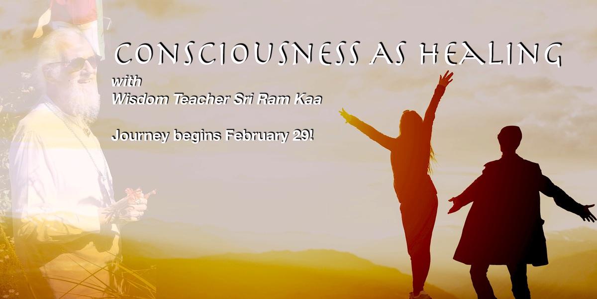 conscoiusness as healing