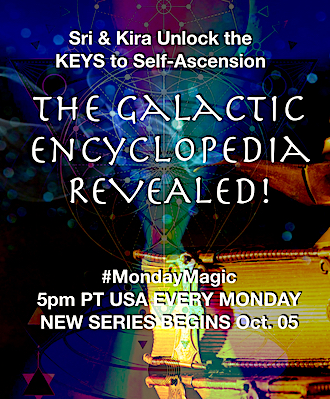 Monday Magic Galactic Encyclopedia 330x400