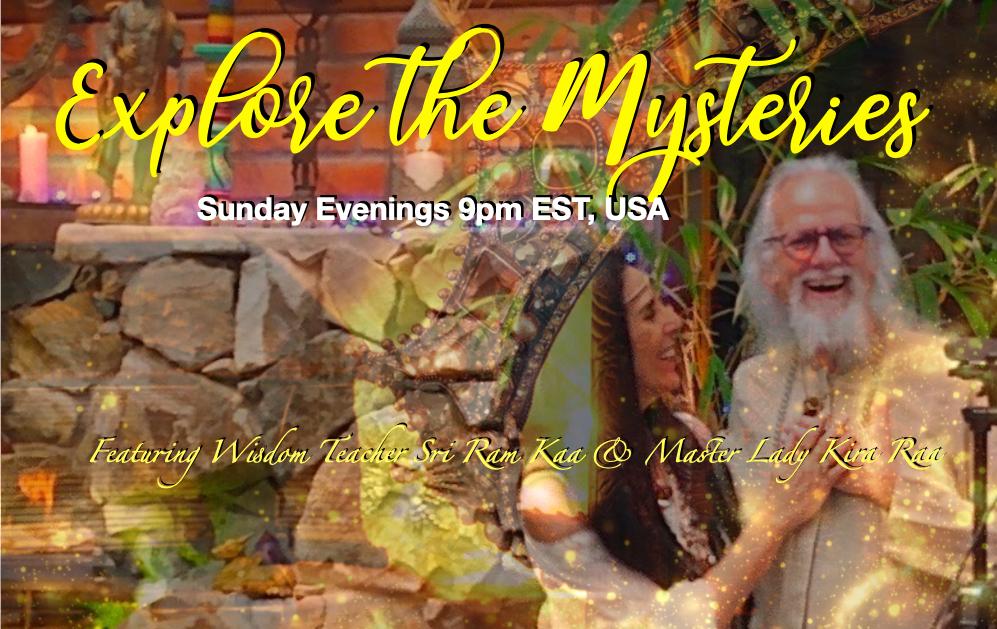 Explore the Mysteries